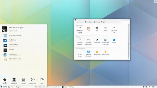 Best Linux Desktop Environments for 2016