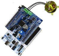 STM32 Nucleo expansion board
