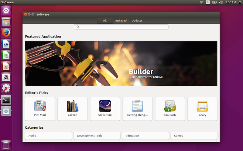 Ubuntu 16.04: Something to Get Excited About