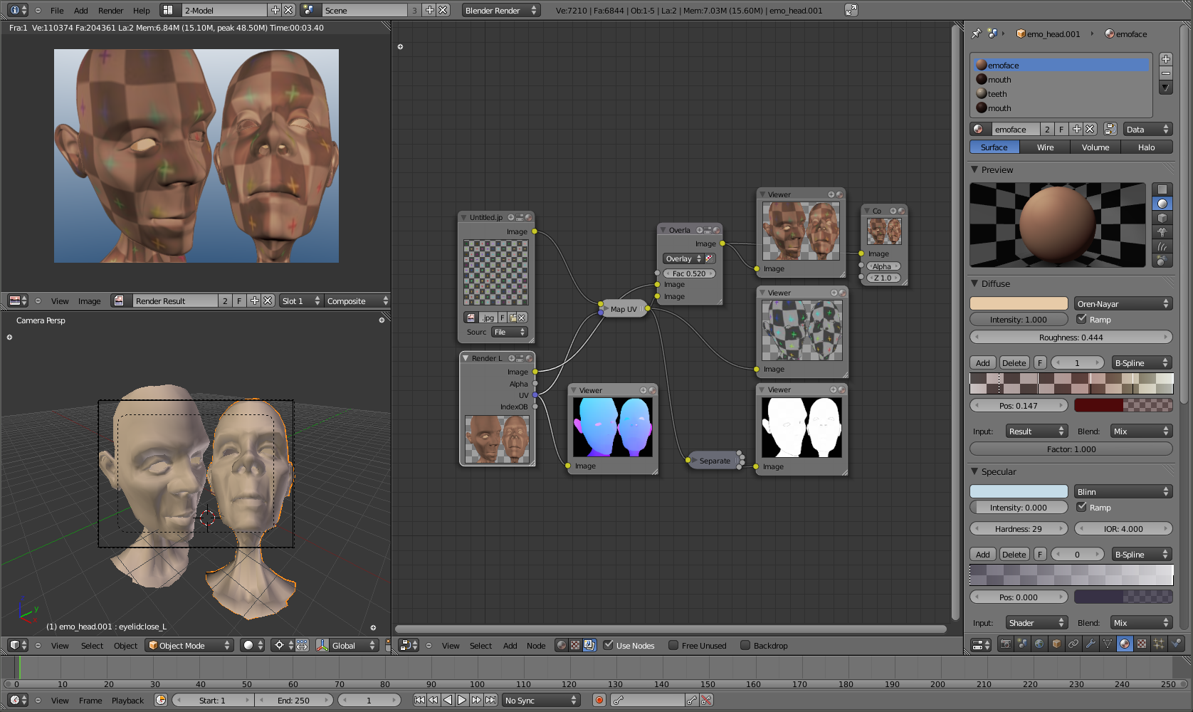 Getting Your Feet Wet with Blender: A Short Guide to