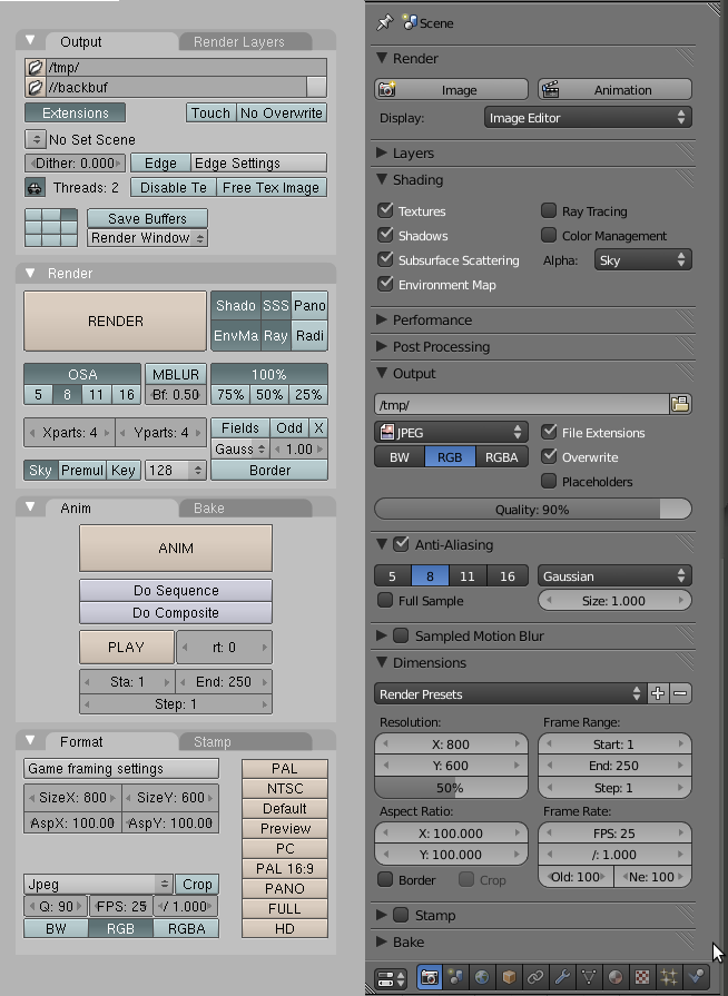 Will it Blend? A Look at Blender's New User Interface