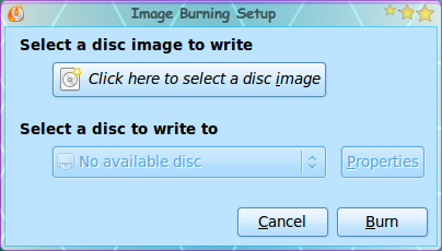 Using Brasero for data backup and ISO burning - Linux com