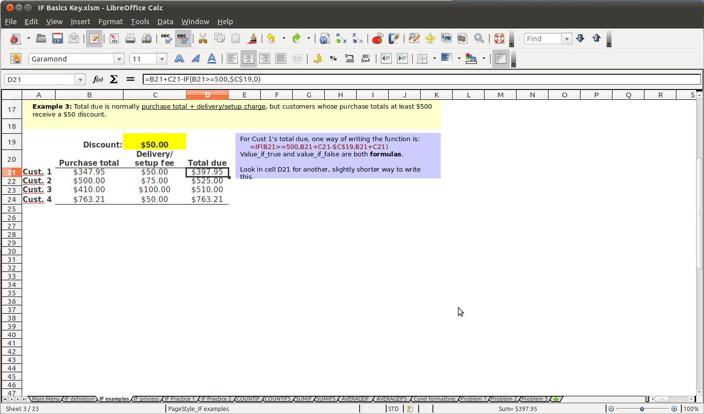 Review: Hands on LibreOffice 3 3 | Linux com | The source for Linux