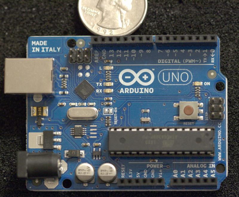 Figure 1: Arduino Uno.