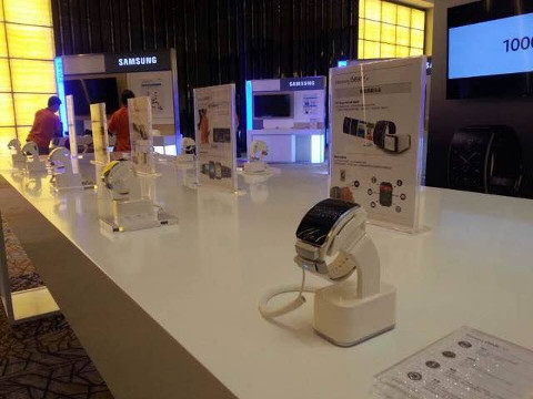 Cool Devices and Demos at Tizen Developer Summit Shanghai