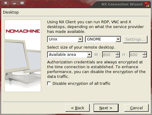 Remote Linux Desktops with NoMachine NX - Linux com
