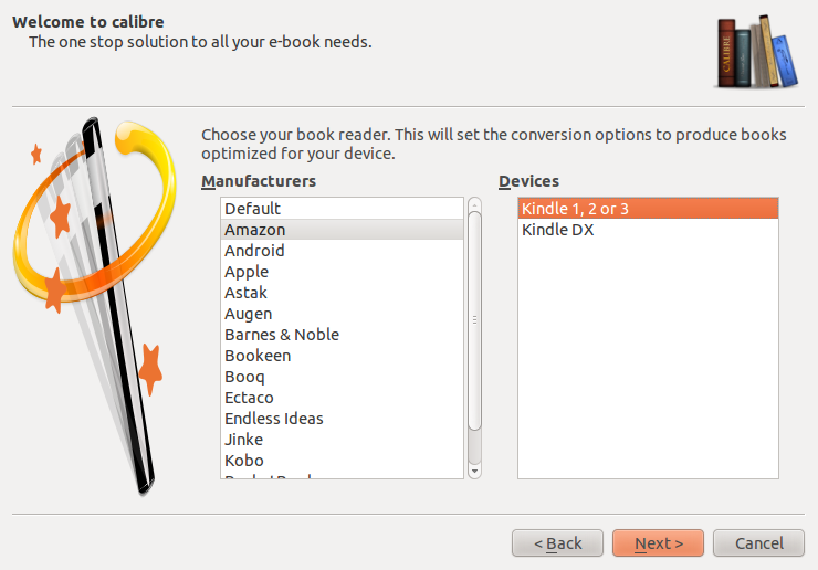 Creating and Reading eBooks on Linux with Calibre | Linux com | The