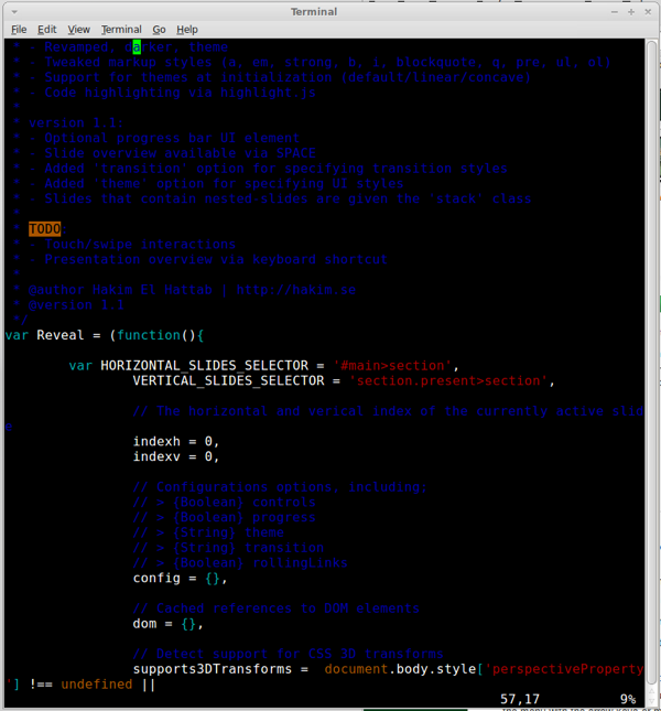 Weekend Project: Take Control of Vim's Color Scheme - Linux com