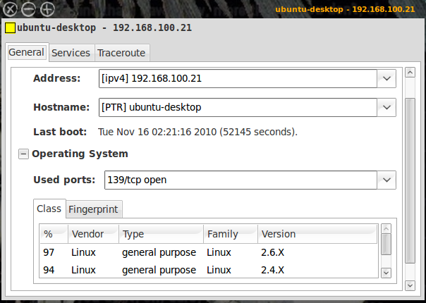 Zenmap Tutorial: Audit Your Networks using Nmap GUI - Linux com