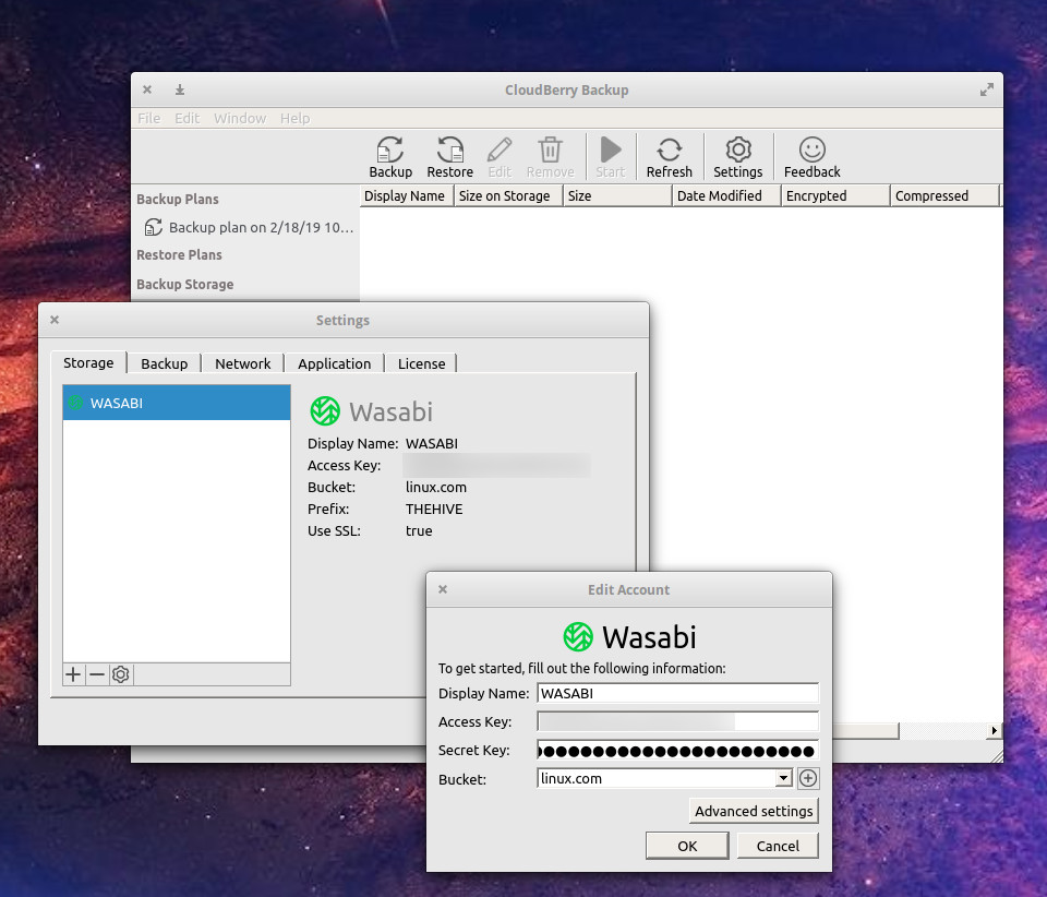 5 Linux GUI Cloud Backup Tools - Linux com
