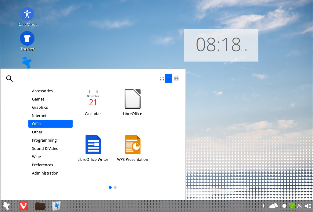 Feren OS Could Be the Best-Looking Desktop on the Market