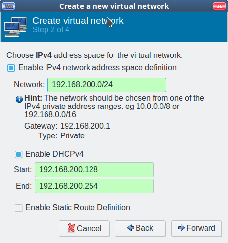 Creating Virtual Machines in KVM: Part 2 — Networking - Linux.com