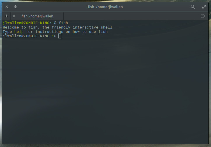 Simplify the Linux Command Line with Fish Shell - Linux com