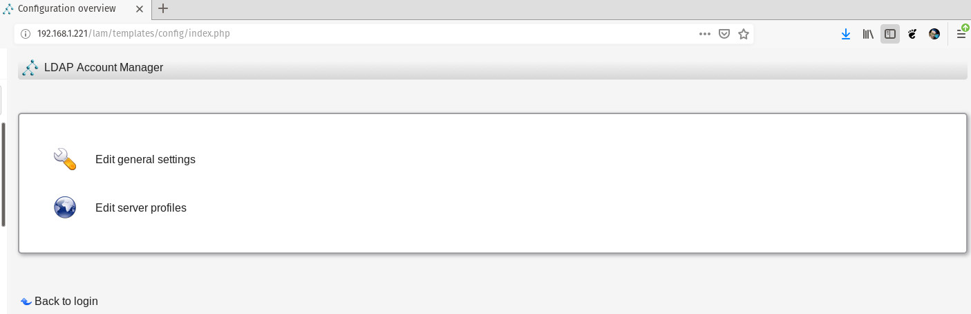 How to Install LDAP Account Manager on Ubuntu Server 18 04