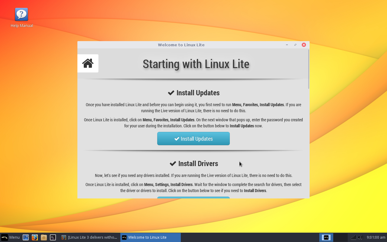 Linux Lite 3: The Ideal Platform for Old Hardware and New