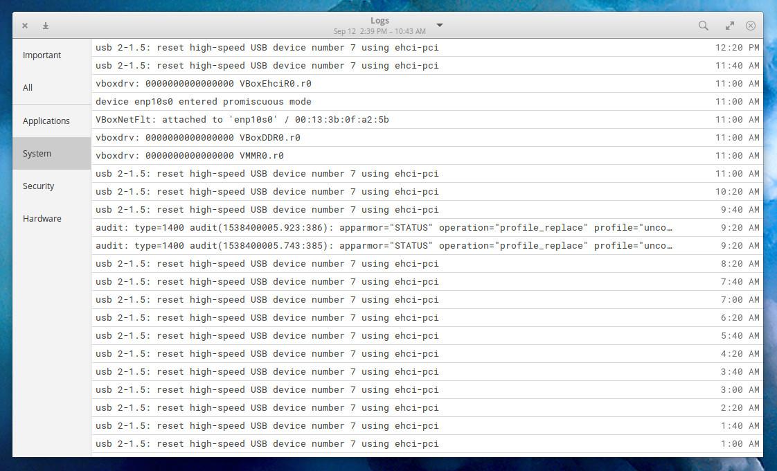 Open Source Logging Tools for Linux - Linux com