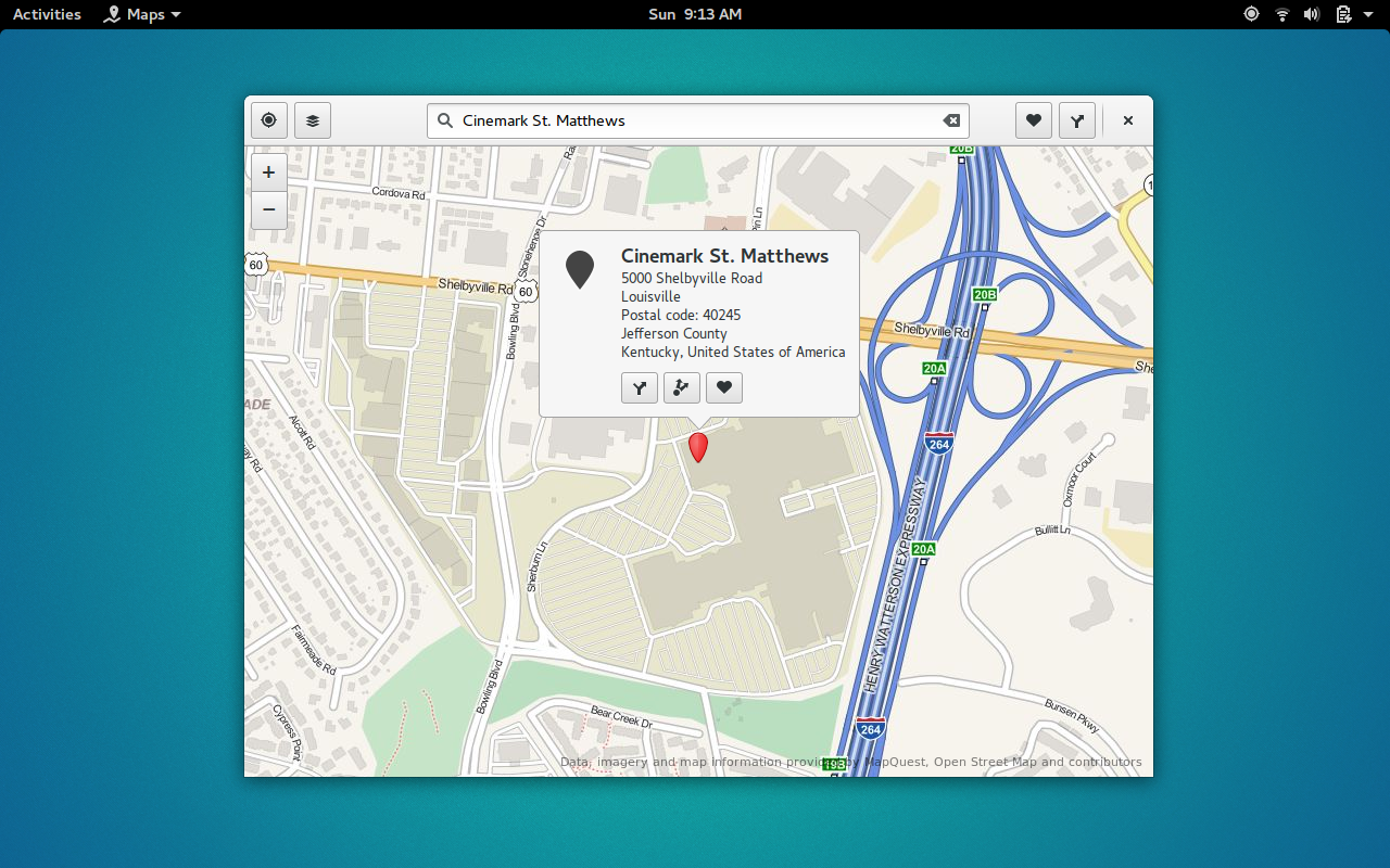An Introduction to GNOME Maps - Linux com