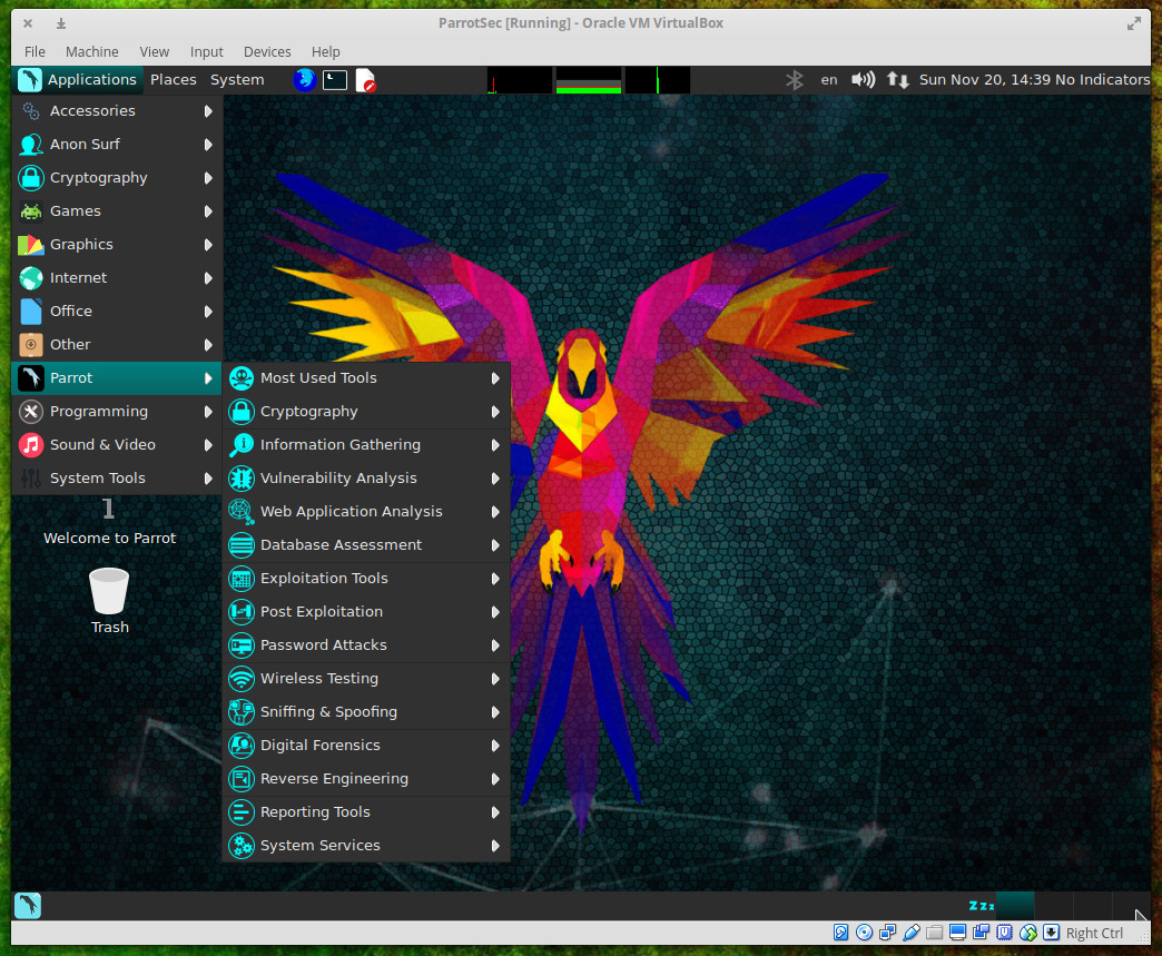 Parrot Security Could Be Your Next Security Tool - Linux com