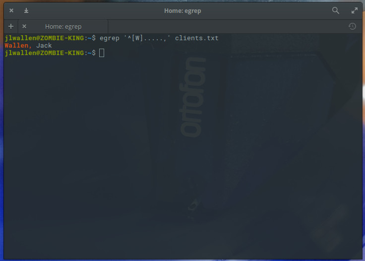 An Introduction to Regular Expressions for New Linux Users