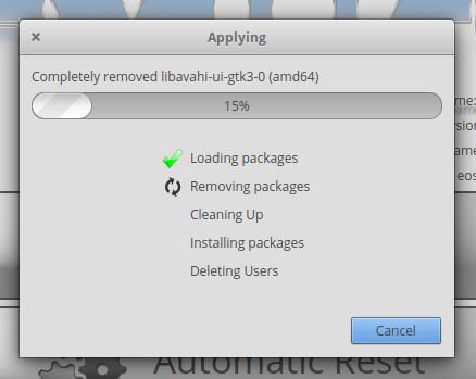 Set Ubuntu Derivatives Back to Default with Resetter - Linux com