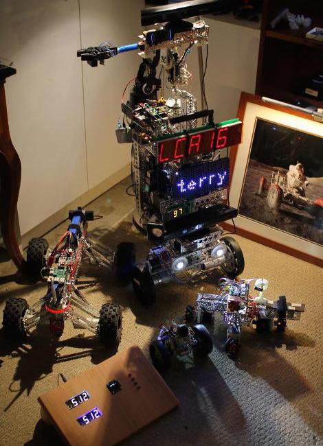 ROS: An Open Source Robotics Platform on Linux - Linux com