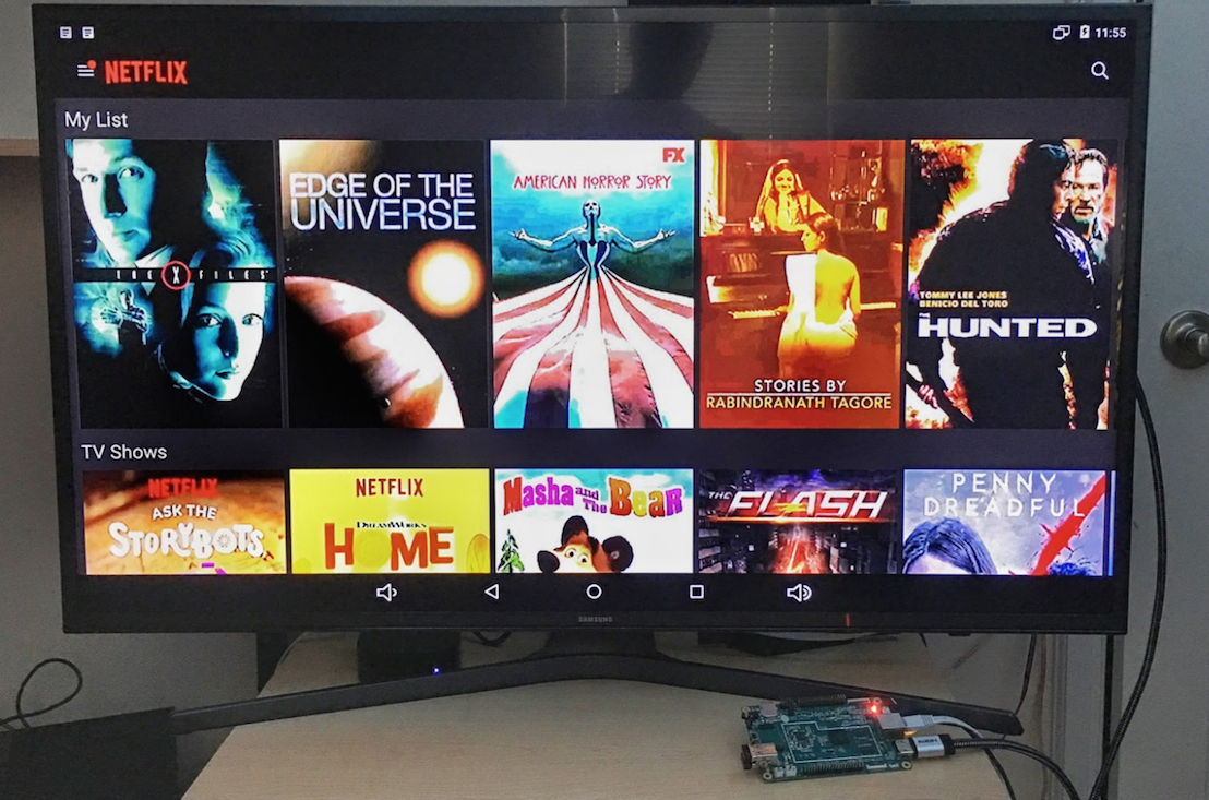 Turn Your Feature Tv Into A Smart Tv For 30 Linux Com