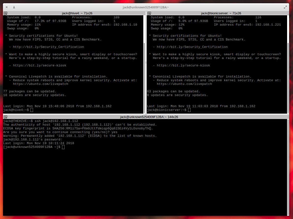 Three SSH GUI Tools for Linux - Linux com