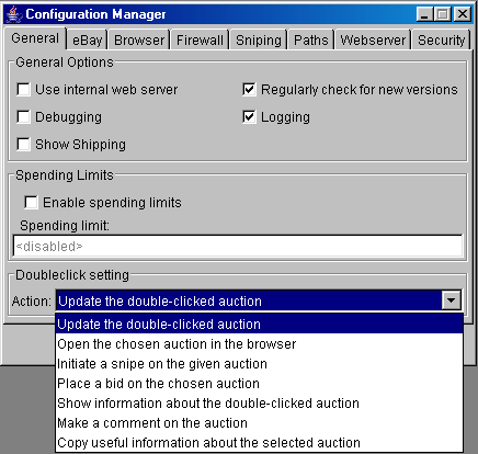 Open Source Sniping Tool Takes Aim At Ebay Linux Com