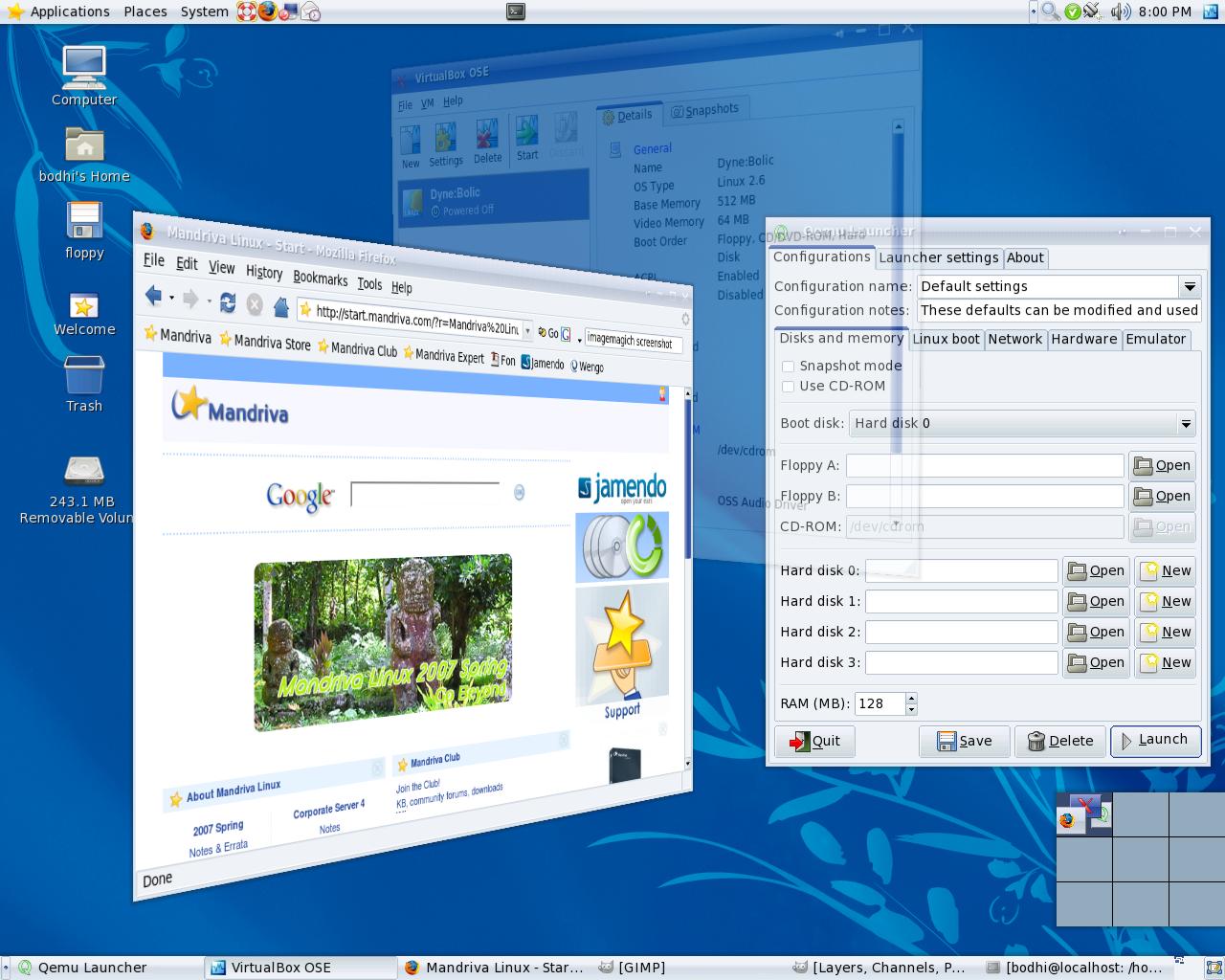 Mandriva 2007 Spring packs a punch - Linux com