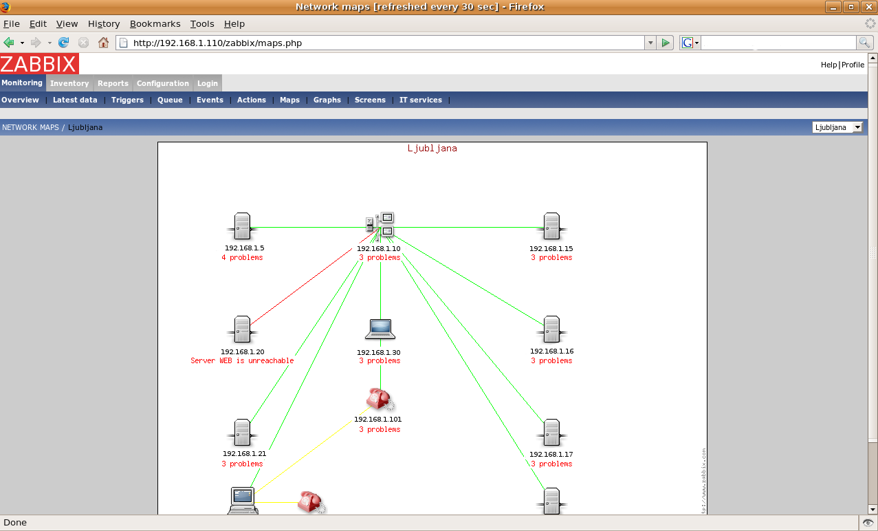 Zabbix: State-of-the-art network monitoring | Linux com | The source