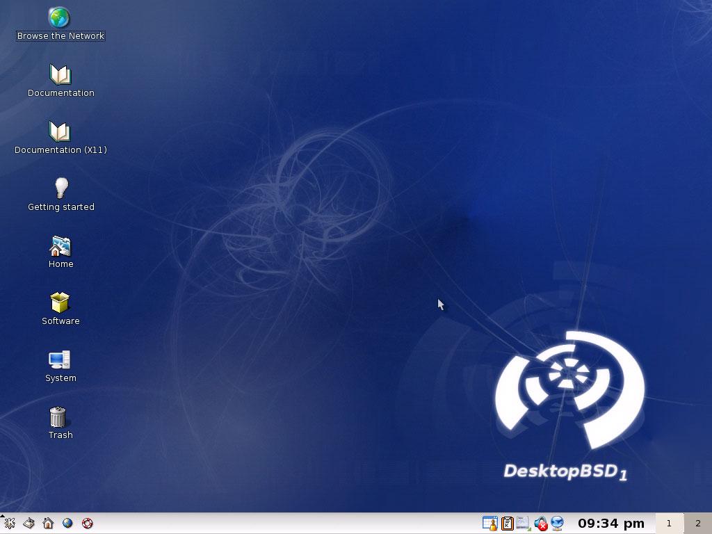 DesktopBSD 1 0: FreeBSD for the desktop - Linux com