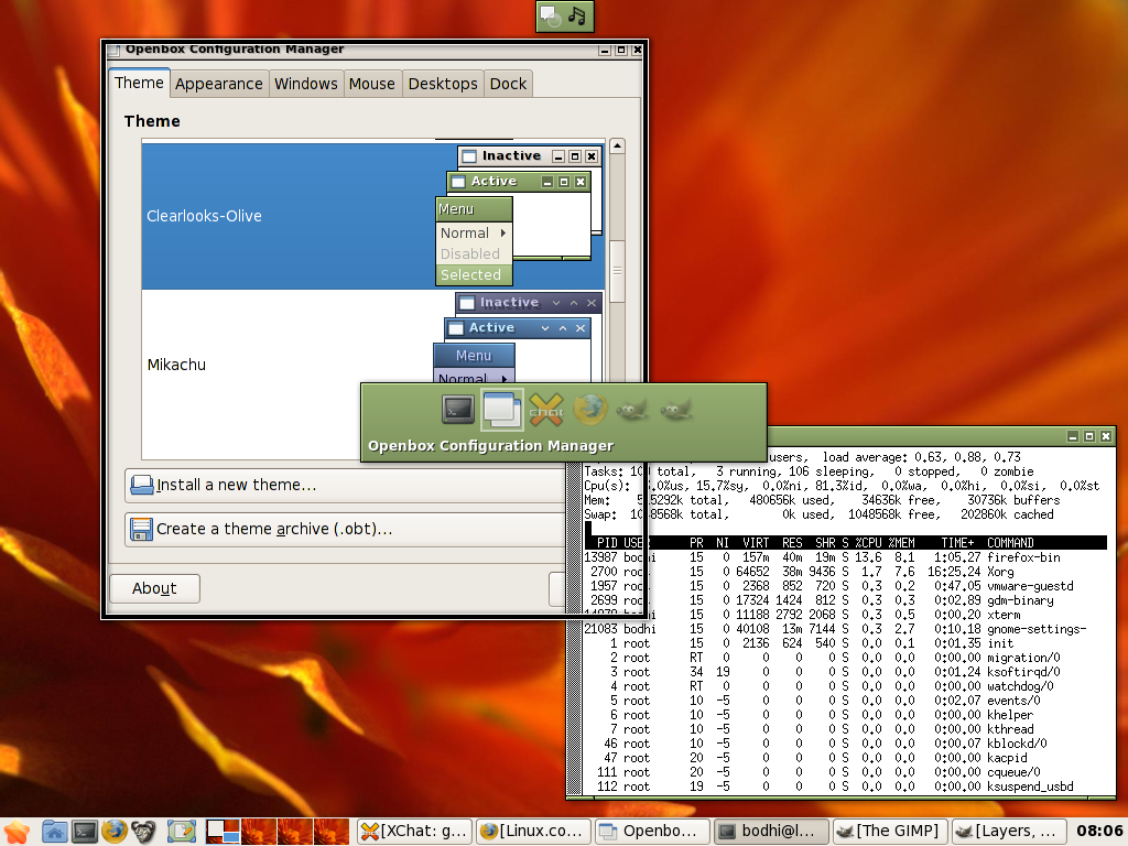 how to install OpenBox on Ubuntu 13.10 Saucy Salamander, Ubuntu 13.04 Raring Ringtail, Ubuntu 12.10 Quantal Quetzal, Ubuntu 12.04 Precise Pangolin, Linux Mint 15 Olivia, Linux Mint 14 Nadia and Linux Mint 13 Maya.