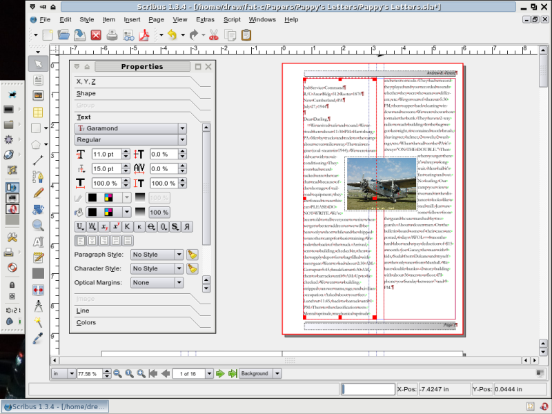 Scribus: Professional Page Layout For Linux