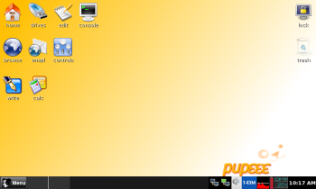 Puppeee: Puppy for your Eee PC | Linux com | The source for Linux