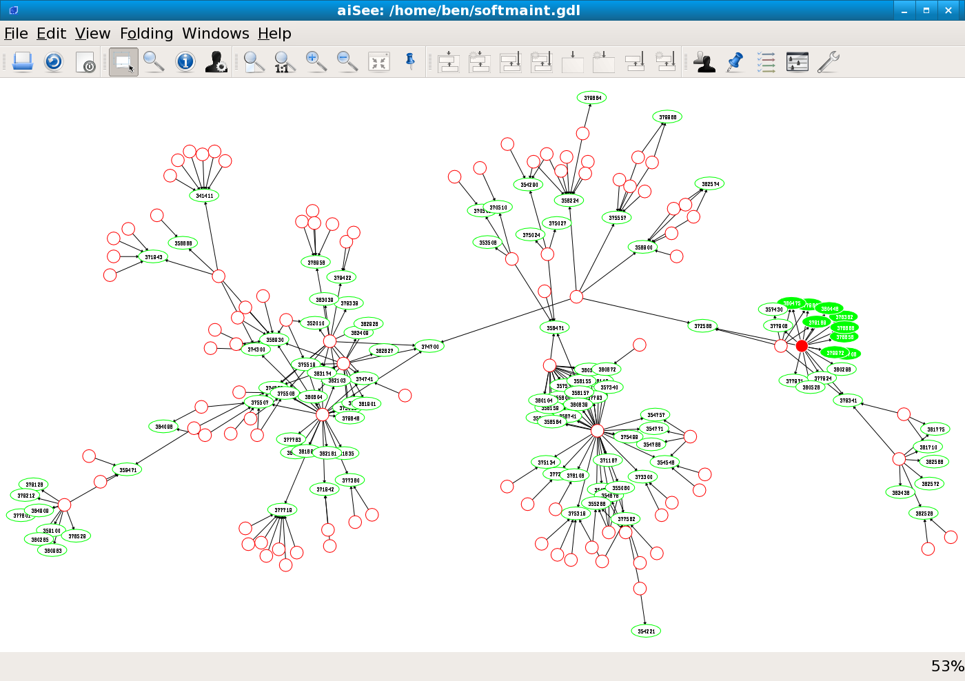 aiSee helps create graphs with complex layouts | Linux com