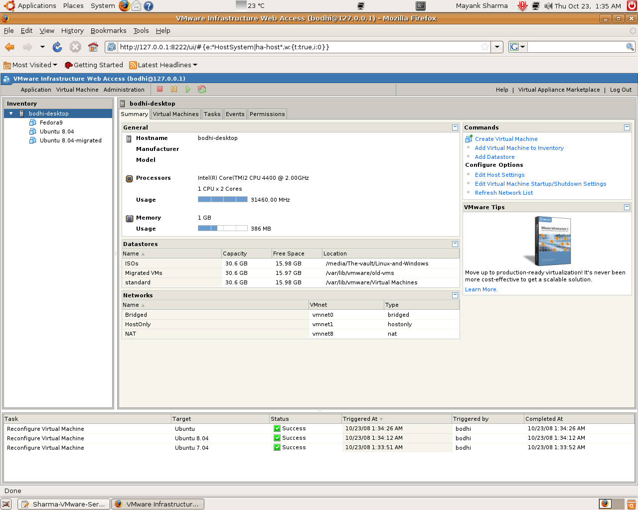 Vmware vsphere 6 – manually upgrading vsphere 6. 0 to vsphere 6. 0.